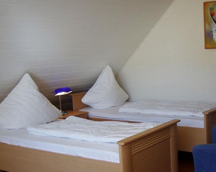 Appartement2 - Schlafen