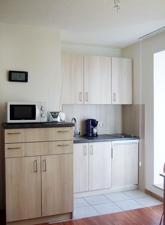 Appartement2 - Kochzeile